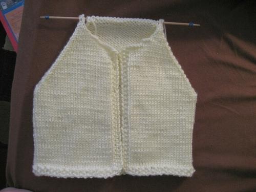 Babysweaterbegins