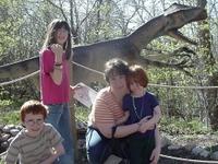 Dinoparktinakids